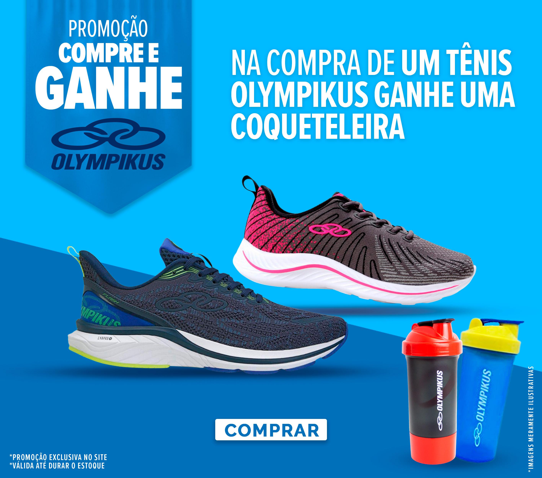 Banner Mob campanha olympikus